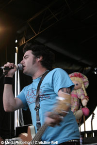 Fat Mike of NoFX